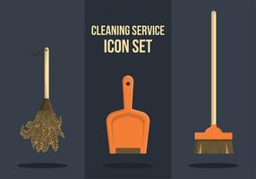 Vetores de limpeza