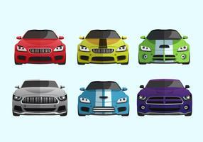 Coleção Dodge Charger Vector