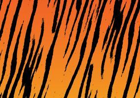 vetor de fundo da listra de tigre