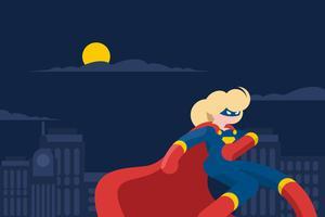 Ilustração Super Woman