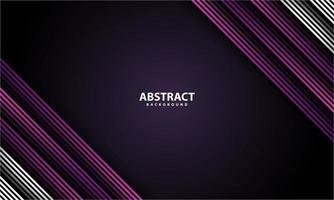fundo abstrato com linhas gradientes coloridas vetor