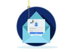 Vector de email