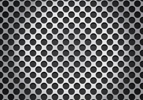 Textura de metal vetor