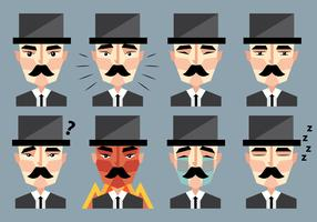 Emoticon Charlie Chaplin