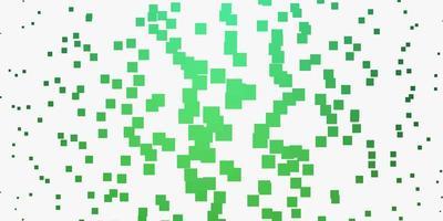 fundo verde claro em estilo poligonal.