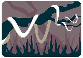 Vetor Branco Anaconda