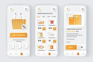 kit de design neo-tumoral solução de compras