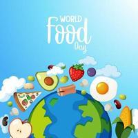 banner do dia mundial da comida