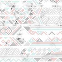 design de textura de mármore com linhas geométricas brancas
