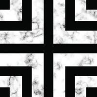 design de textura de mármore com formas geométricas