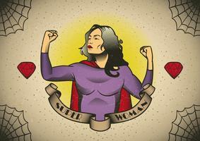 Inspiração Superwoman