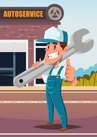 Homem de reparação