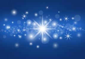 Luz flare radiance vetoriais