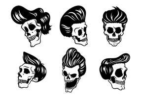 ícones de vetor de greaser