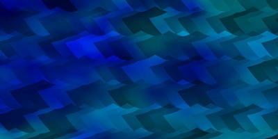 fundo vector azul claro com hexágonos.