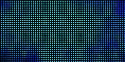 pano de fundo vector azul escuro com pontos.