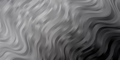 padrão de vetor cinza claro com linhas.