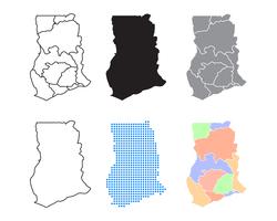 Vector Map Map