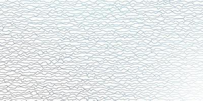 layout de vetor de azul escuro com linhas irônicas.