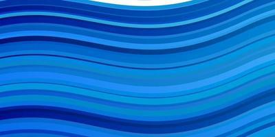 fundo vector azul claro com linhas dobradas.