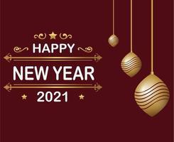 feliz ano novo 2021