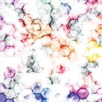 Vector design de textura de mármore com fundo de linhas geométricas de favo de mel