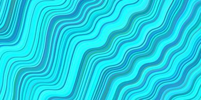 fundo vector azul claro com linhas curvas.