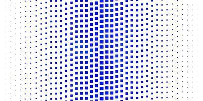 pano de fundo vector azul claro com retângulos.
