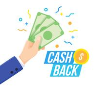 Vetores Iconic Cash Back