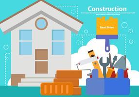 Equipamento para conjuntos de bricolage vetor
