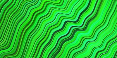 padrão de vetor verde claro com linhas.