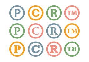 Símbolo de Copyright vetor