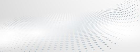 pôster abstrato cinza com design dinâmico vetor