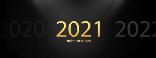 feliz ano novo 2021 fundo.