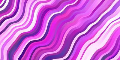 padrão de vetor rosa claro com linhas.