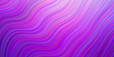 padrão de vetor roxo claro com linhas.