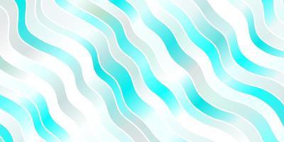 modelo de vetor azul claro com linhas irônicas.