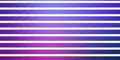 luz roxa, rosa textura vector com linhas.