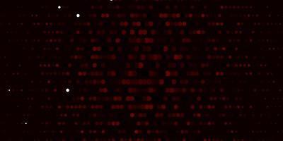 fundo vector vermelho escuro com manchas.