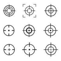 ilustração de desenho vetorial de ícone de cruz isolada no fundo branco vetor