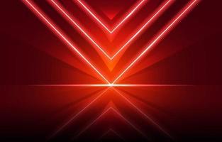 fundo de néon vermelho
