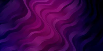 modelo de vetor roxo, rosa escuro com linhas irônicas.