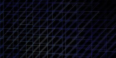 pano de fundo vector roxo escuro com linhas.