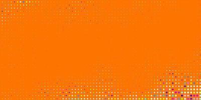 textura leve vetor multicolor com discos.
