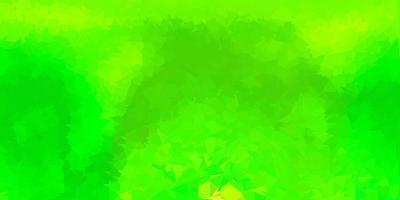 fundo verde escuro do triângulo do sumário do vetor.