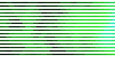 pano de fundo azul claro e verde do vetor com linhas.