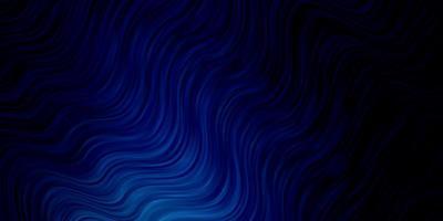 fundo vector azul escuro com linhas dobradas