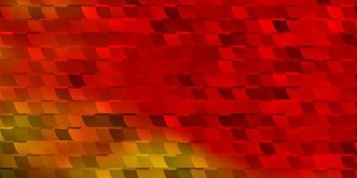 textura leve luz multicolor em estilo retangular.