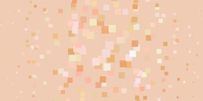 modelo de vetor rosa claro, verde com retângulos.