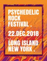 Poster psicadélico do festival da rocha vetor